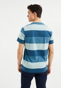 WE Fashion - Print T-shirt - blue - 2