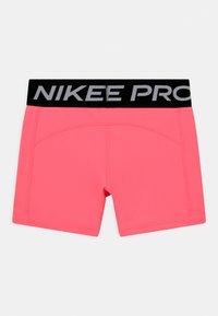 Nike Performance - Legging - sunset pulse/white - 1