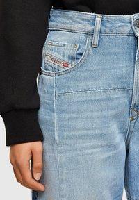 Diesel - Straight leg jeans - light blue - 3