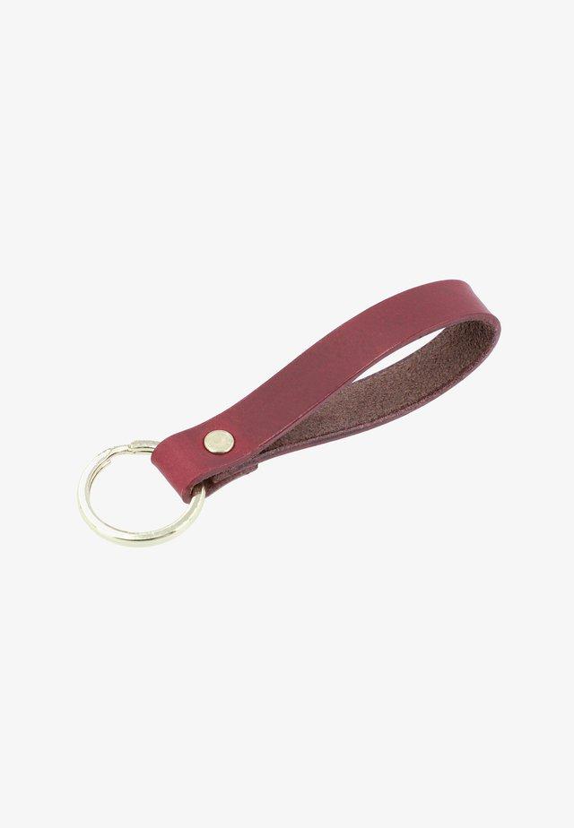 TAMMO - Key holder - weinrot