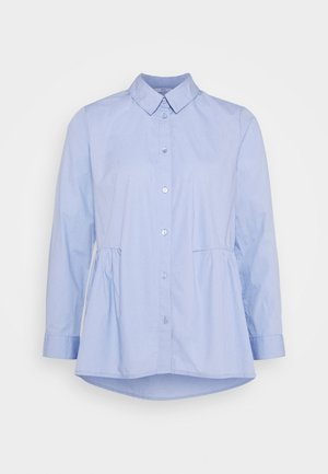 ONLNEW CANBERRA LIFE  - Button-down blouse - blue heron