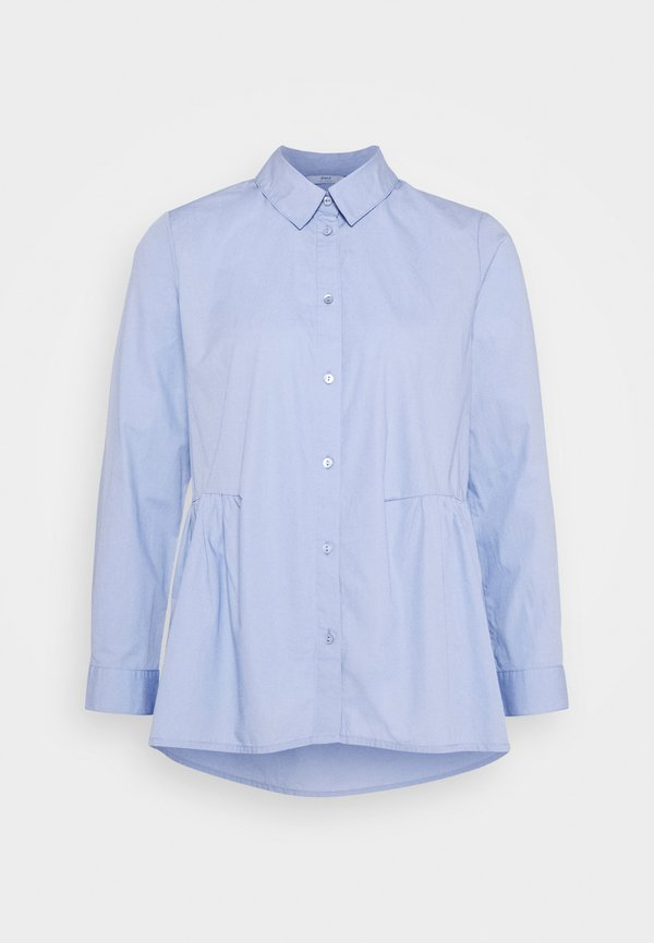ONLY ONLNEW CANBERRA LIFE - Koszula - blue heron/niebieski IUIG