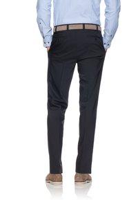 BRAX - JAN  HERRENHOSE FLATFRONT - Suit trousers - dark blue - 1