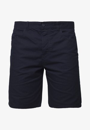 BASIC CHINO - Shorts - dark blue