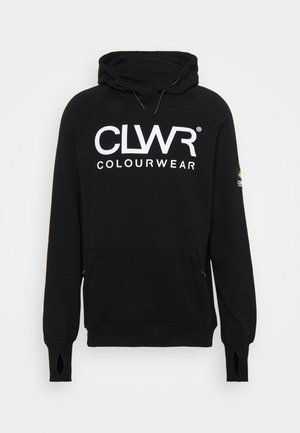 BOWL HOOD - Sweatshirt - black