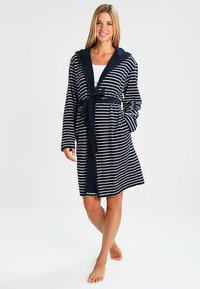 Schiesser - Dressing gown - marine - 0
