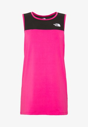 WOMENS ACTIVE TRAIL TANK - T-shirt de sport - mr. pink