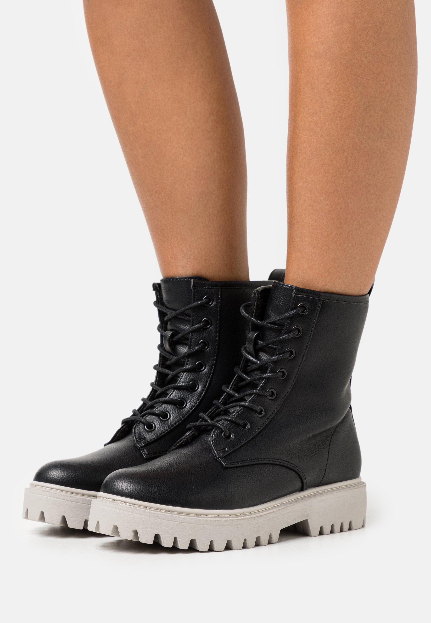 Women Platform ankle boots