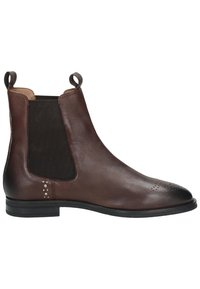 Sansibar Shoes - Nilkkurit - dunkelbraun 41 - 6