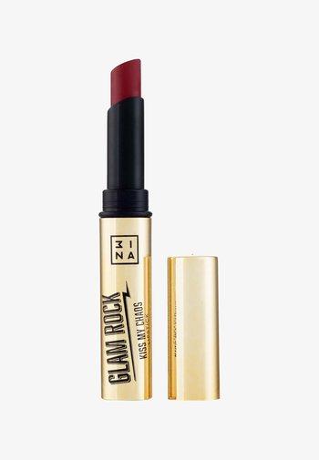 3INA MAKEUP KISS MY CHAOS LIPSTICK 1,5 G - Lipstick - red