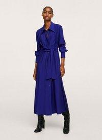 Mango - Jumper dress - bleu - 0