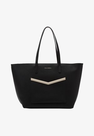 MAU SHOULDER BAG - Kabelka - black