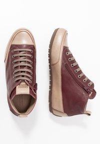 Candice Cooper - MID - Sneakers high - sagar vinaccia/stone - 3
