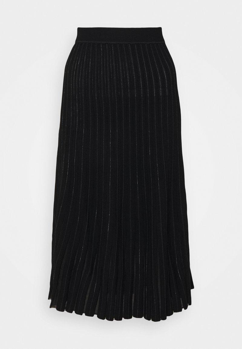 Diane von Furstenberg - SELINA - A-line skirt - black