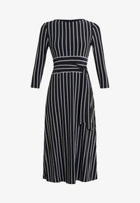 Lauren Ralph Lauren - Jersey dress - black/cream - 3