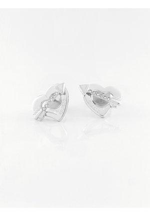 """""""ACROSS MY HEART"""" - Earrings - argent"""