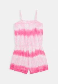 GAP - GIRL - Jumpsuit - pink tie dye - 1