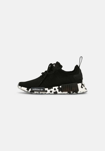 NMD_R1 UNISEX - Trainers - core black/white