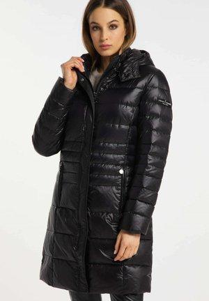 DALIA - Down coat - black