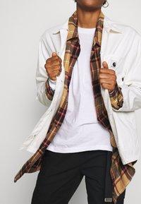 Carhartt WIP - MICHIGAN ACADIA - Summer jacket - off-white - 4
