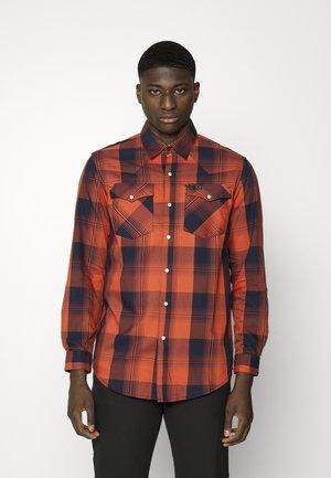 ALL TERRAIN GEAR WESTERN UTILITY - Shirt - dark red