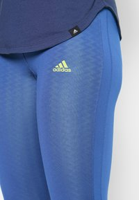 adidas Performance - OWN THE RUN - Tights - tecind/shoyel - 4