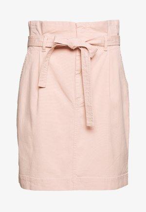 PAPERBAG SKIRT - A-line skirt - pink fairy