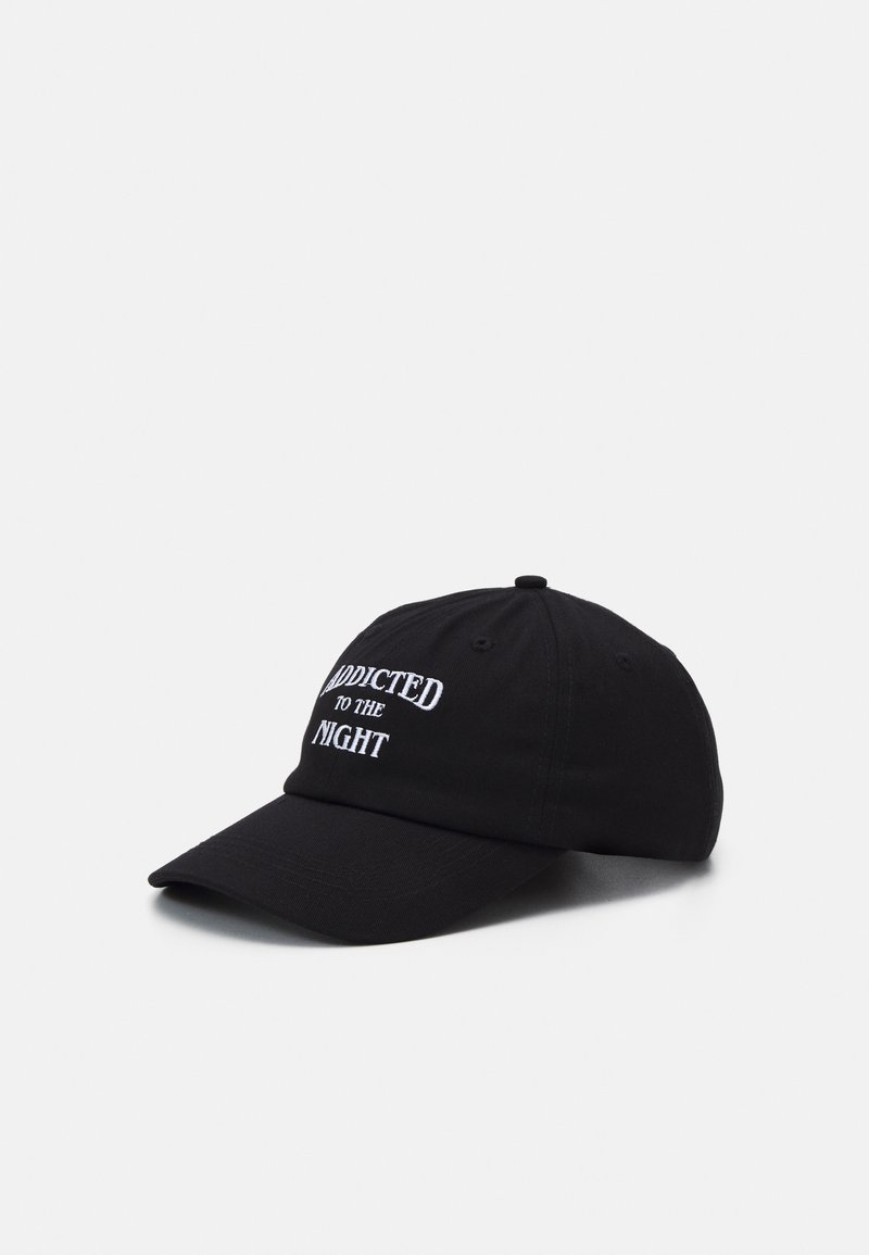 Night Addict - HAT NASTRANGER UNISEX  - Cappellino - black