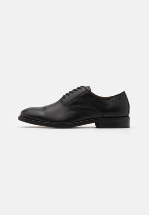 MIRAYSIEN - Smart lace-ups - black