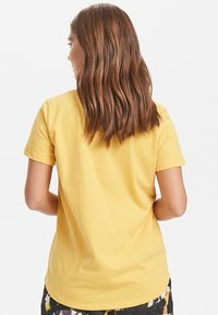 Karen by Simonsen - Basic T-shirt - yellow - 2