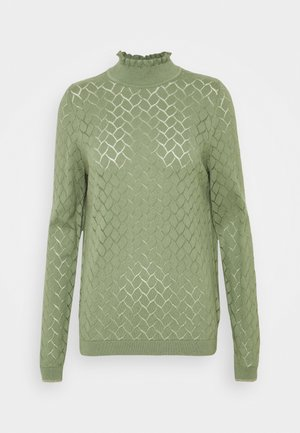 ONLBRANDI LIFE  - Jumper - hedge green
