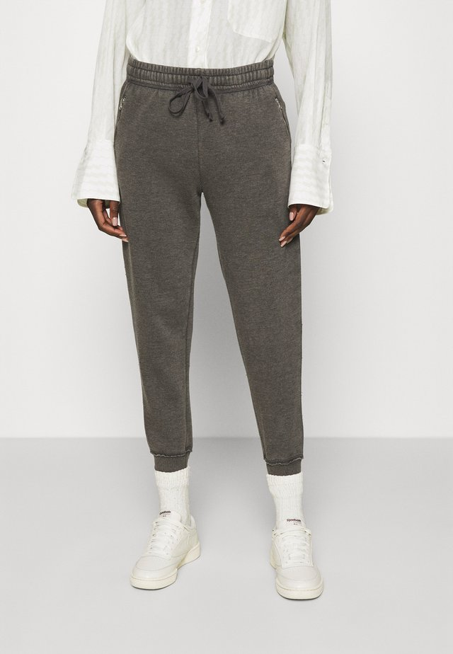 FLEECE OF MIND - Trainingsbroek - university grey