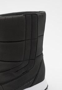 adidas Performance - TERREX COLD.RDY SHOES - Vinterstøvler - core black/footwear white/grey four - 5