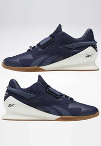 Reebok - LEGACY LIFTER II SHOES - Trainers - blue - 6