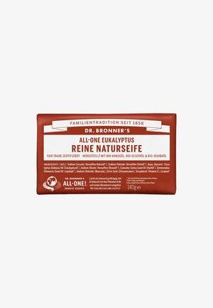 PURE NATURAL SOAP 140G - Soap bar - eukalyptus