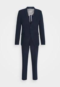SLHSLIM MAHAN - Suit - dark blue