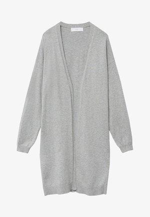 KIMMYT - Cardigan - gris chiné clair