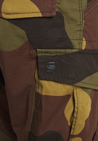 G-Star - ROVIC ZIP TAPERED - Cargo trousers - wood - 7