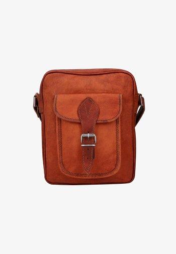 FRANK - Across body bag - braun