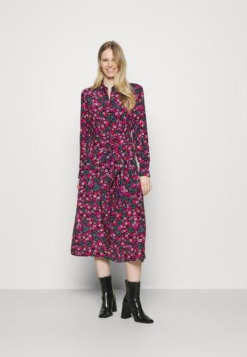 SELVAGGIA DRESS - Košilové šaty - multi-coloured