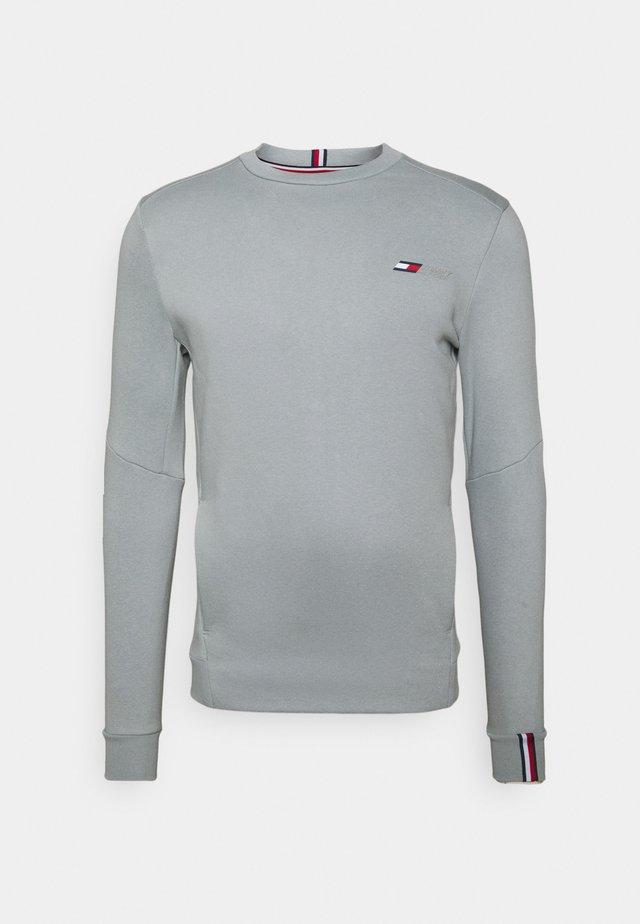 LOGO CREW - Sweatshirt - grey