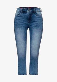 Street One - Denim shorts - blau - 3
