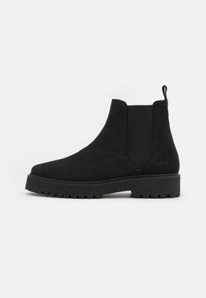 LOGAN RAI - Classic ankle boots - black
