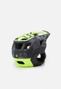 Fox Racing - DROPFRAME PRO UNISEX - Helmet - day glow ylellow - 2