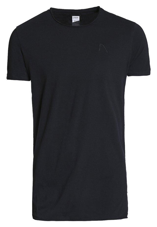 EXPAND-B - T-shirt basic - black
