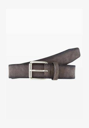 HERRENGÜRTEL - Belt - grey