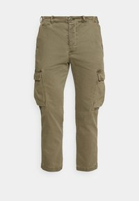 FORE TROUSER - Cargo trousers - mangrove brown