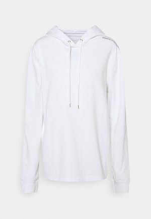 UNISEX - Hoodie - white/silver