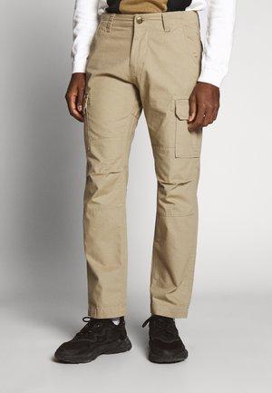 EDWARDSPORT - Pantalon cargo - khaki