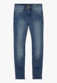 Cars Jeans - BURGO - Slim fit jeans - blue denim - 0